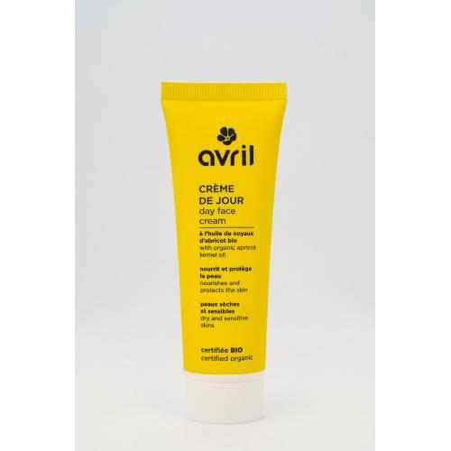 Crema Hidratante de Día para Pieles Secas y Sensibles 50 ml, de Avril
