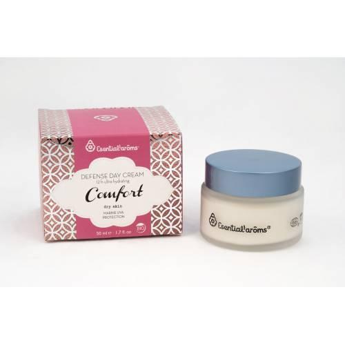 Crema Hidratante de Día COMFORT 50 ml, de Esential'Aroms