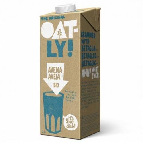 Bebida de Avena Bio 1L, de Oatly