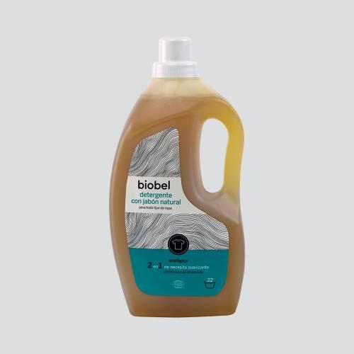 Detergente Lavadora Biobel 1,5L