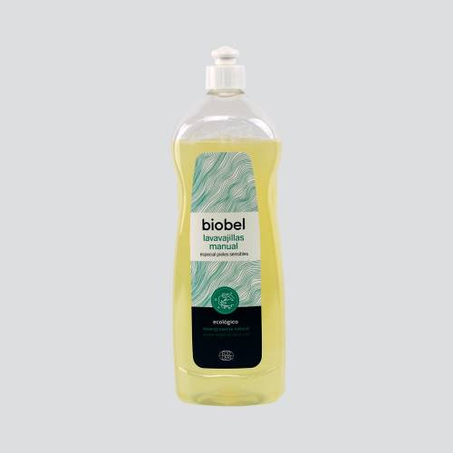 Lavavajillas a mano Biobel ecológico 1L