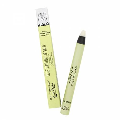 Balsamo labial Le papier Linden 6g, de Beauty made easy