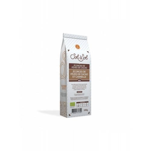 Infusión de cacao, canela 100g, de Sol à sol
