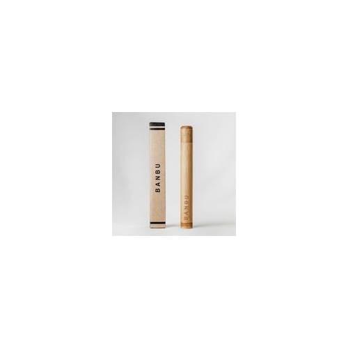 Funda Bambú para cepillos dentales, de Banbu