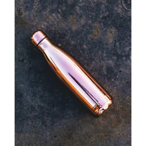 Botella térmica Espejada 500ml, de CHILLY's