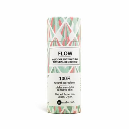 Desodorante piel sensible FLOW 60ml, de Naturlab