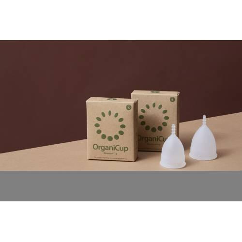 Copa menstrual Mini, de Organicup