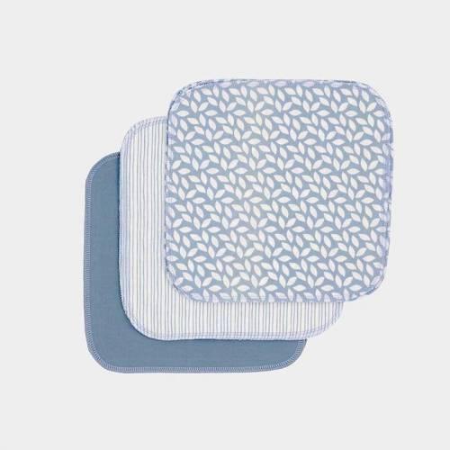Toallitas reutilizables algodón ecologico 10uds, de IMSEVIMSE