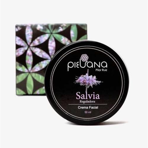 Crema facial Salvia 50ml, de Piel Sana