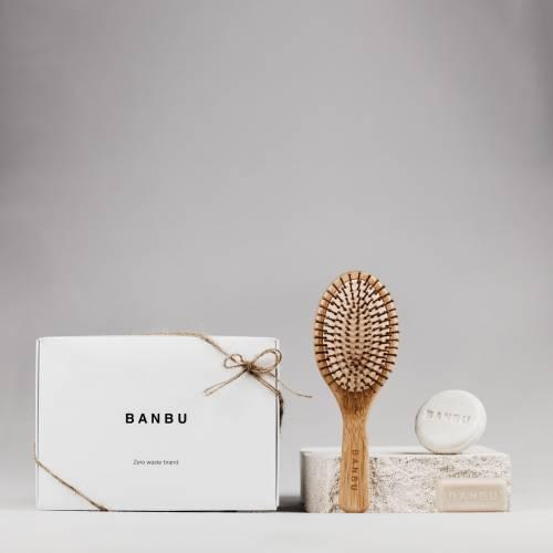 Pack cabello normal-seco, de Banbu
