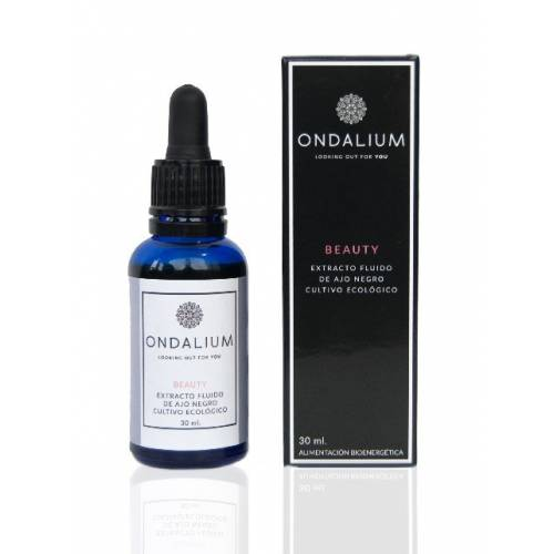 Extracto fluido de ajo negro Beauty 30ml, de Ondalium