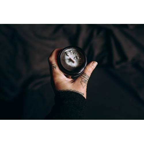 Vela aromática vegana Nº2 Moon Jasper, de Three Souls