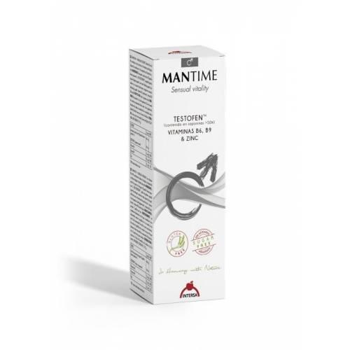 ManTime 60 caps. de, Intersalabs