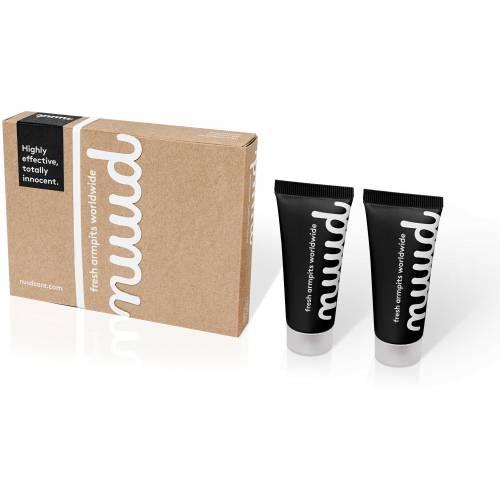 Desodorante Pack  20gr, de Nuud