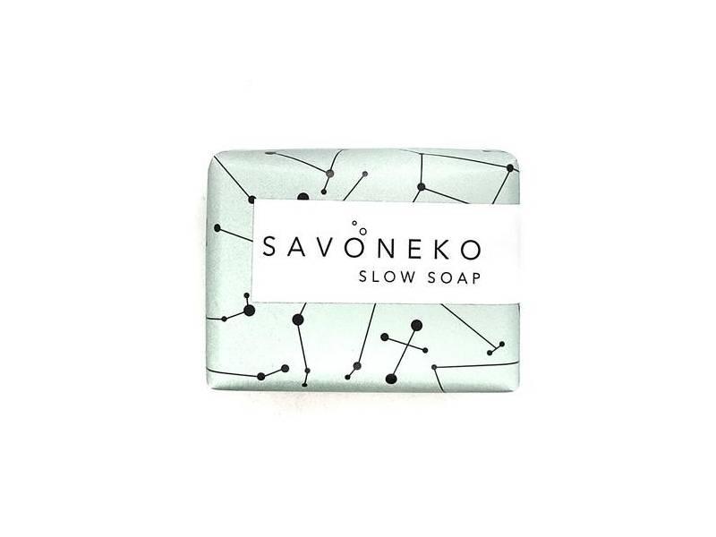 Jabón Arcilla verde 90gr, de Savoneko