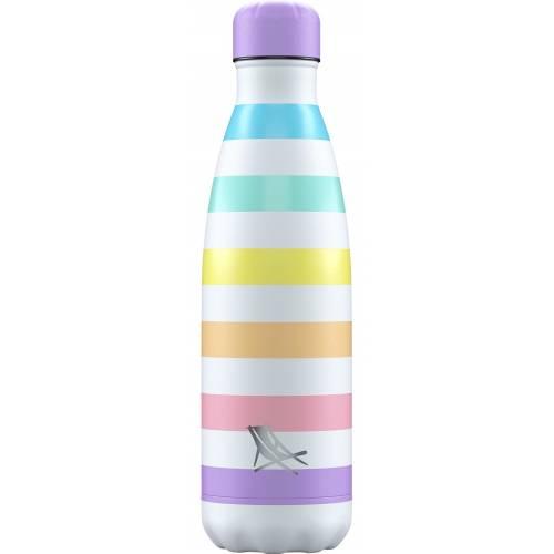 Botella térmica Arco iris 500ml, de CHILLY'S